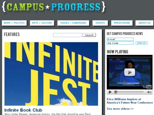 Campus Progress
