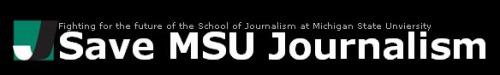 Save MSU Journalism