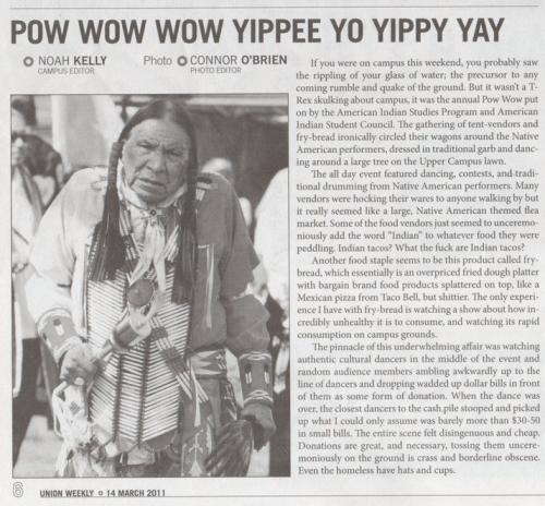 native u . s . concerns piece of writing 2011
